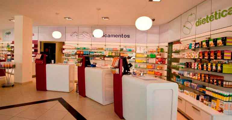 Decoración Integral - Farmacia